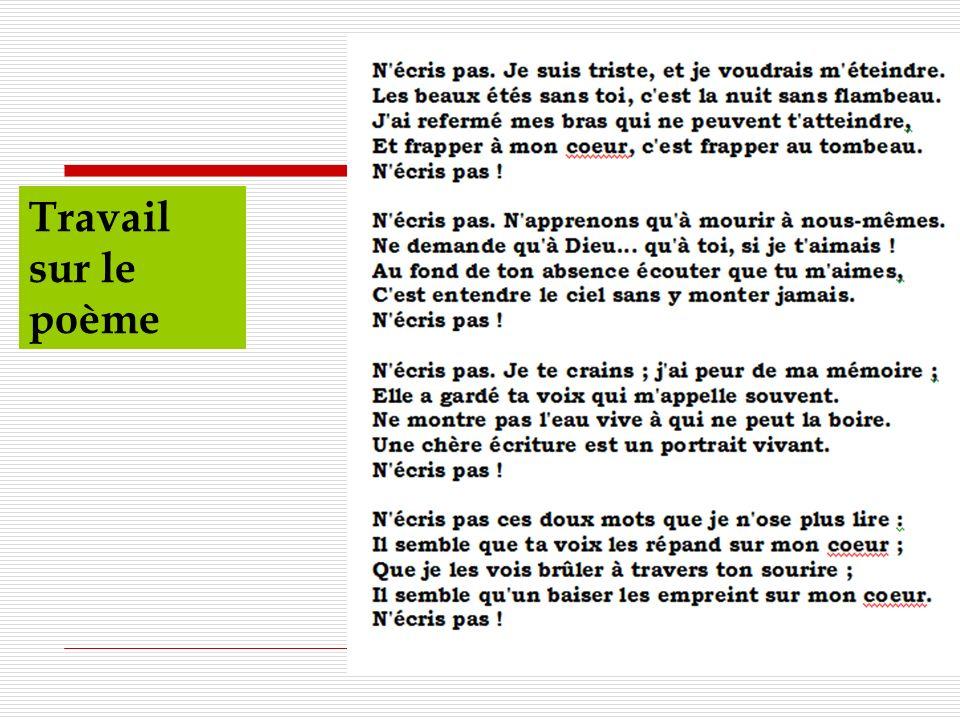 Dissertation Sur Le Poete