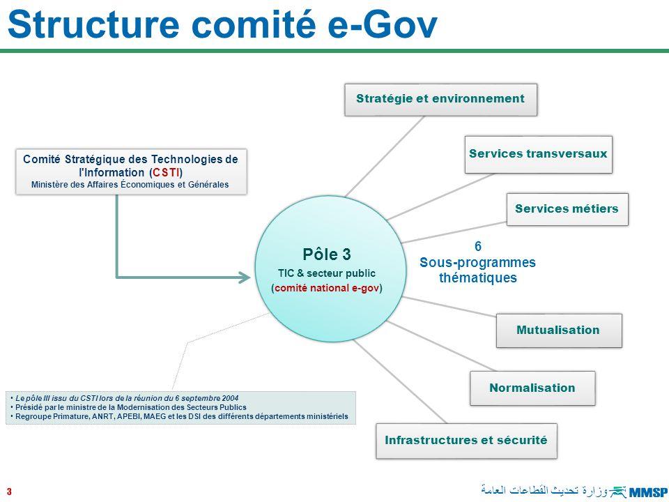 14 وزارة تحديث القطاعات العامة Merci