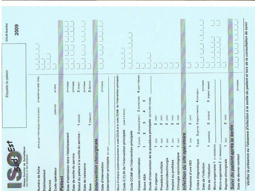 Traçabilité : feuilles de surveillance E – Les Antibiotiques Prophylaxie : intervention à risque Curatif : infection pré ou per-opératoire et infection post- opératoire L infirmière sur prescription médicale met en place les traitements, évalue l éfficacité (températire), douleur, signes inflammatoires et en informe le médecin.