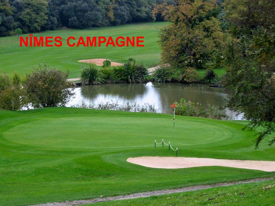 GOLF INTERNATIONAL DE LA FORET DE MONTPENSIER 13 – 14 mai 2013 NÎMES CAMPAGNE