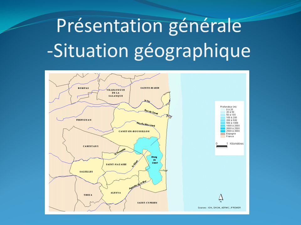 Présentation générale -Situation géographique