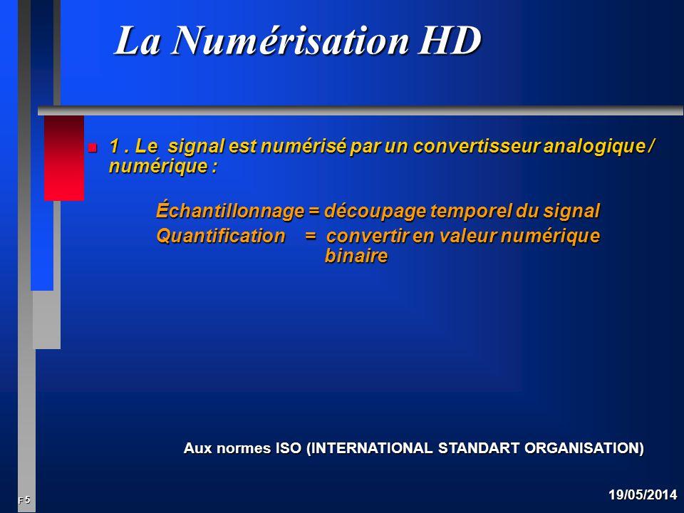 5 F 19/05/2014 La Numérisation HD n 1.