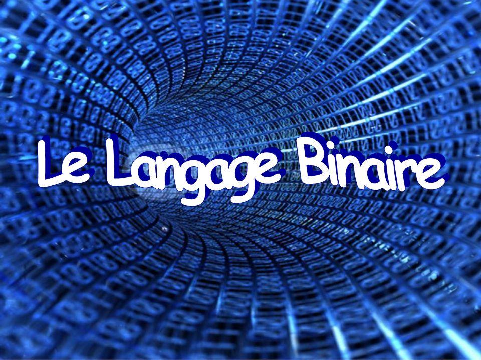 Histoire Claude Shannon démontra qu à l aide de contacteurs (interrupteurs) fermés pour vrai et ouverts pour faux on pouvait effectuer des opérations logiques en associant le nombre 1 pour vrai et 0 pour faux .