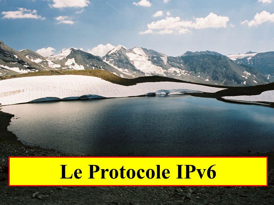 Yonel GRUSSON 1 Le Protocole IPv6