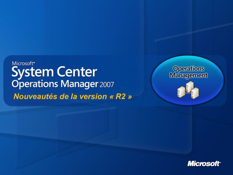 Thèmes Supervision de plateformes Unix/Linux Améliorations pour la supervision des services, dont le suivi des niveaux de SLA Améliorations et nouveautés pour les opérateurs et dans la console