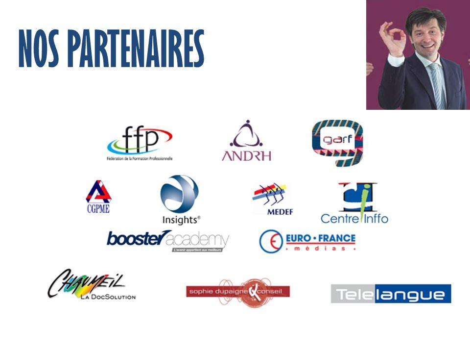 Les sponsors au cœur de lévénement Etre SPONSOR en 10 étapes