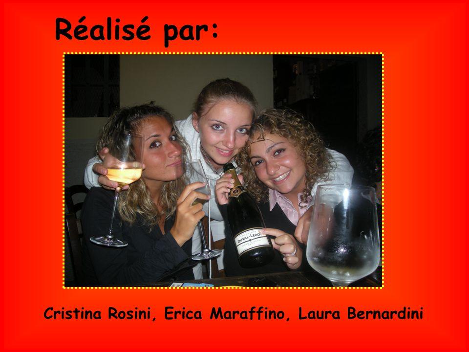 Réalisé par: Cristina Rosini, Erica Maraffino, Laura Bernardini