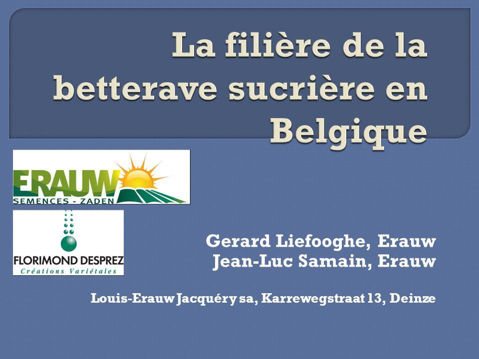 Gerard Liefooghe, Erauw Jean-Luc Samain, Erauw Louis-Erauw Jacquéry sa, Karrewegstraat 13, Deinze