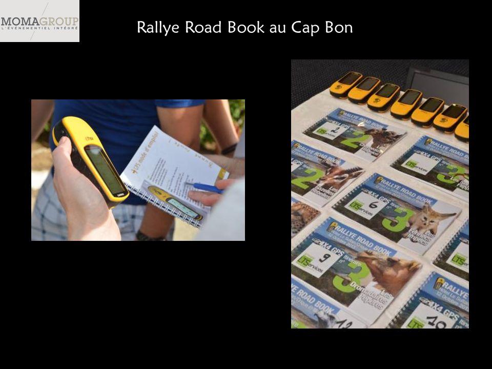 Rallye Road Book Cap Bon