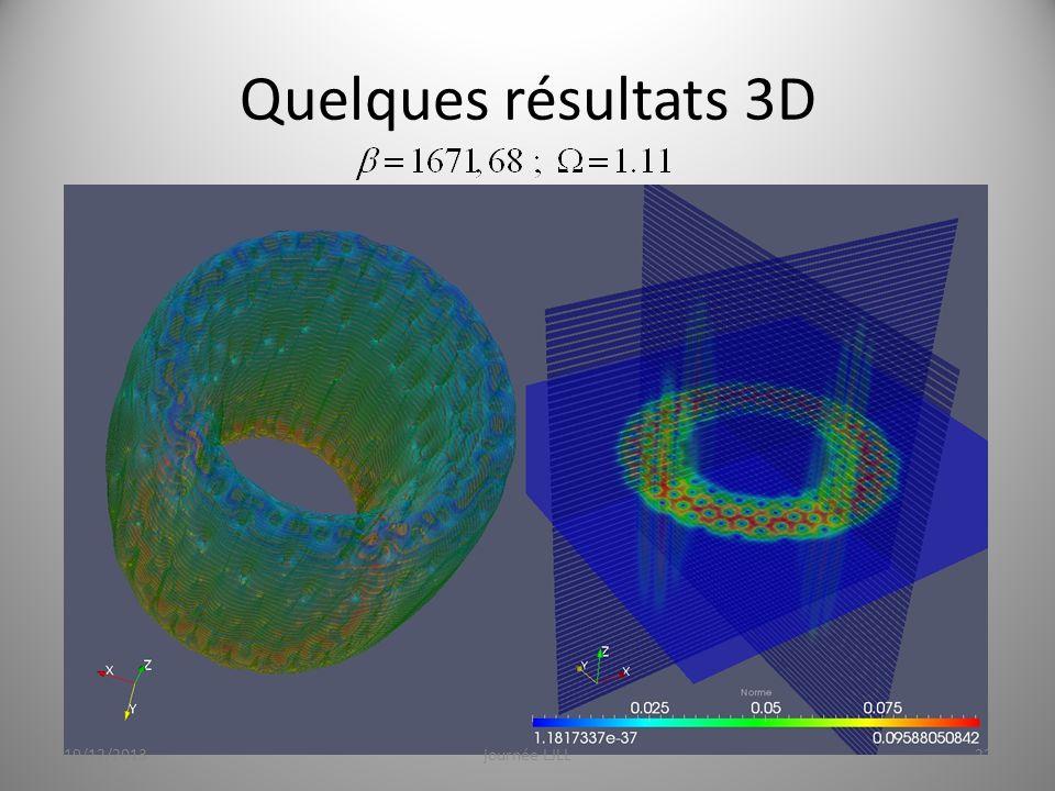 Quelques résultats 3D 19/12/2013journée LJLL22