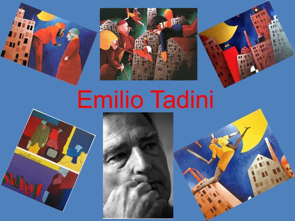 Emilio Tadini