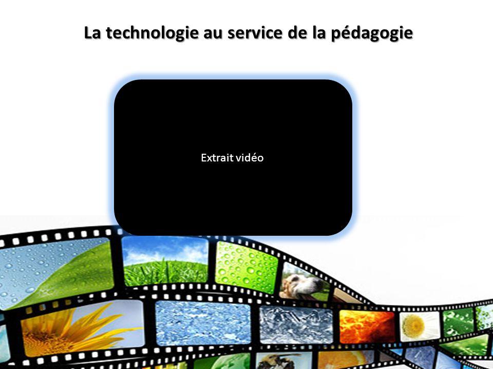 Commission scolaire des Sommets La technologie au service de la pédagogie Extrait vidéo