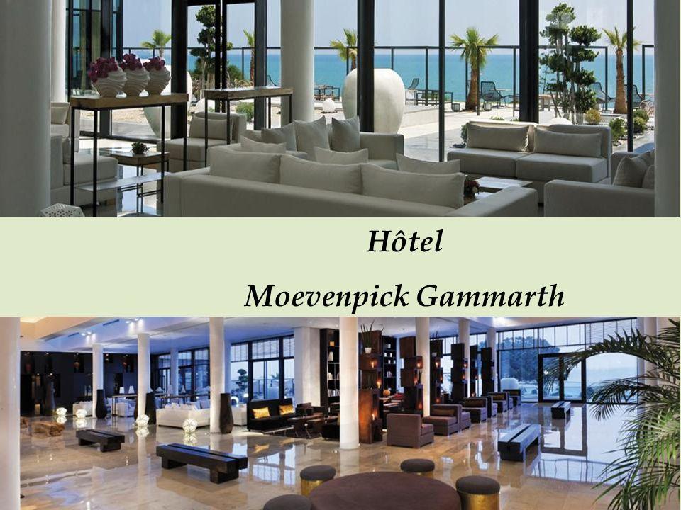 Lhôtel propose en hébergement : 170 chambres et suites luxueusement décorées.