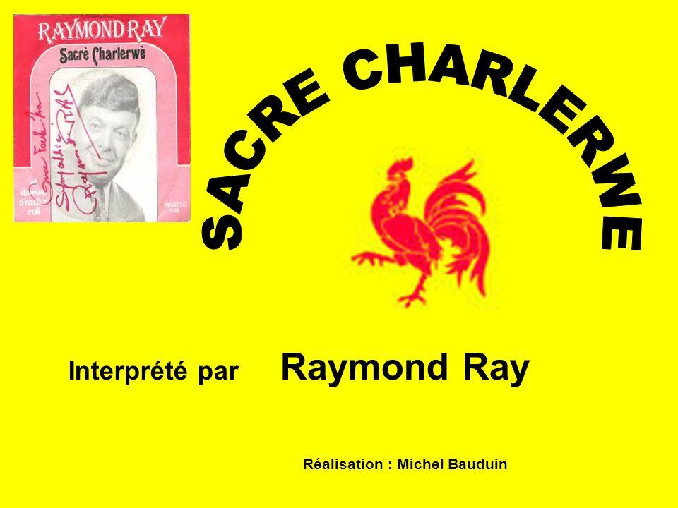 Interprété par Raymond Ray Réalisation : Michel Bauduin