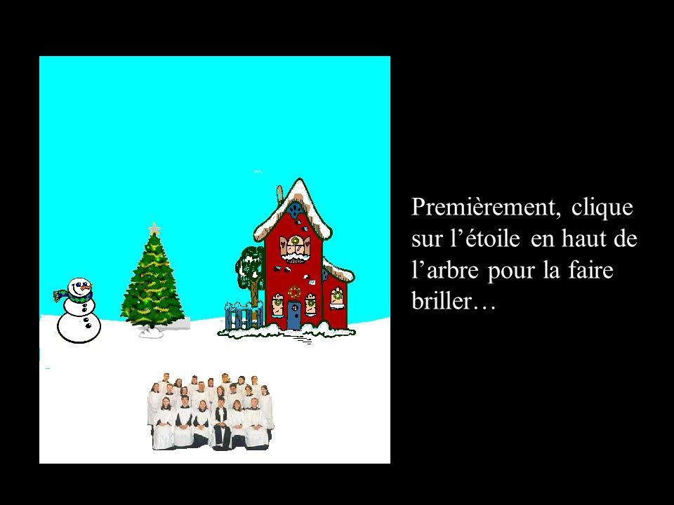 Une carte de Joyeux Noël pour toi !!!