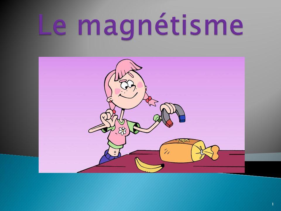 Le magnétisme englobe lensemble des phénomènes associés aux aimants La force magnétique est une force qui sexerce entre 2 aimants ou entre un aimant et une substance ferromagnétique Une région de lespace à lintérieur de laquelle un aimant peut agir sur un autre aimant se nomme un champ magnétique 2