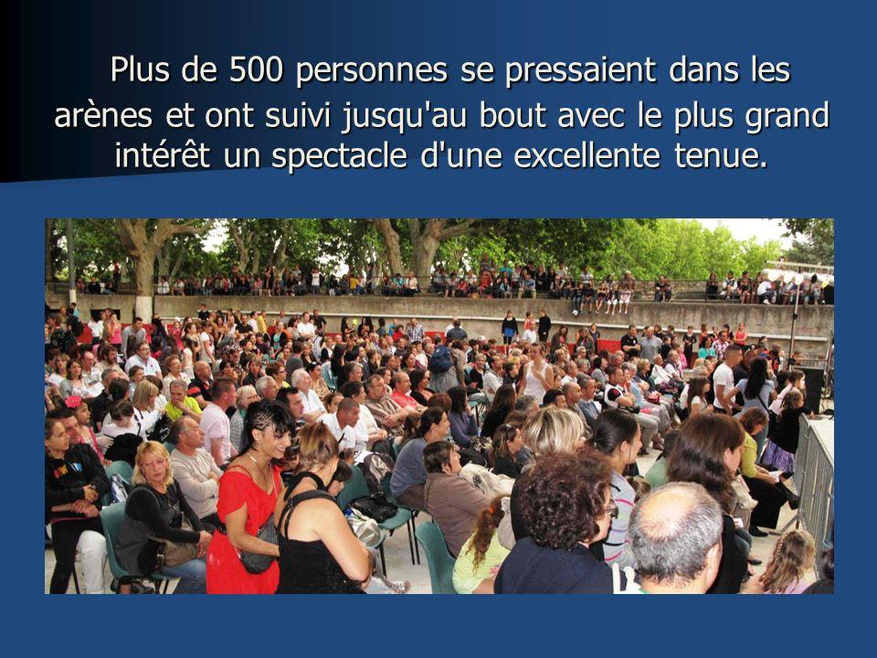 Ce samedi 9 juin 2012, les AIL d'Eyguières offraient leur grande fête annuelle.