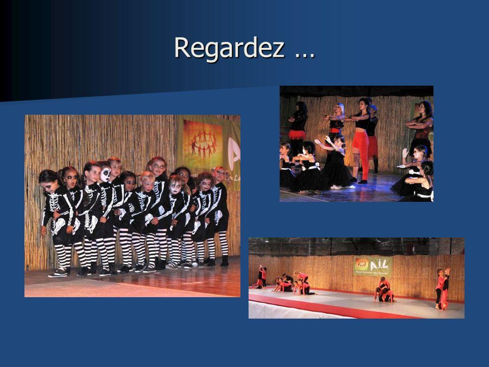 Du judo à la gymnastique rythmique, en passant par la salsa, le ragga, la zumba ou le Hip-hop, le modern Jazz et le step.