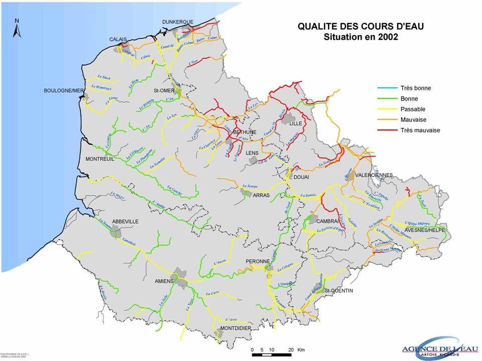 15 Par Jean Prygiel, Chef de Mission Ecologie du Milieu 3 juin 2003