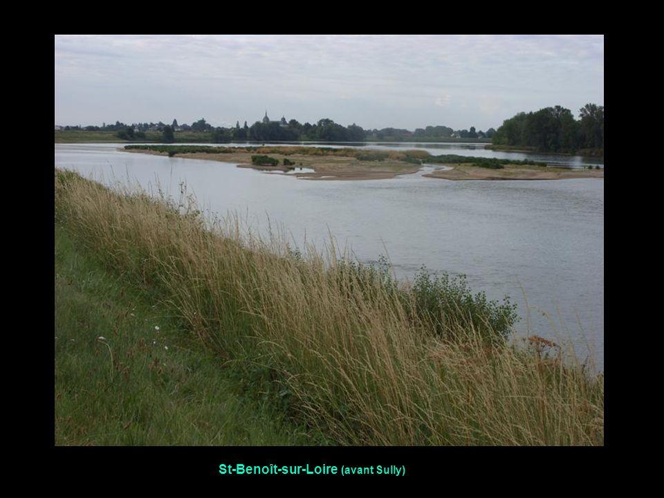 St-Benoît-sur-Loire (avant Sully)