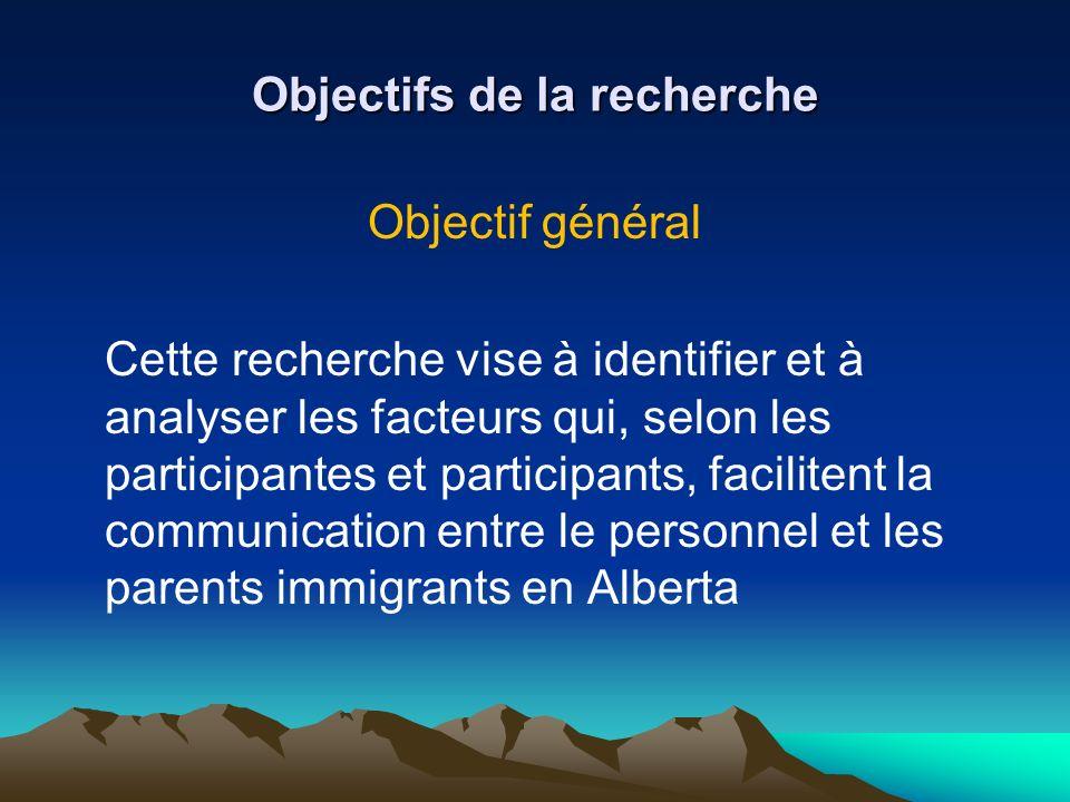 Résultats: points divergents Enseignant non immigrant Embauche des intervenants: agent de liaison, médiateur interculturel ou constitution des bases de données des personnes immigrantes volontaires.