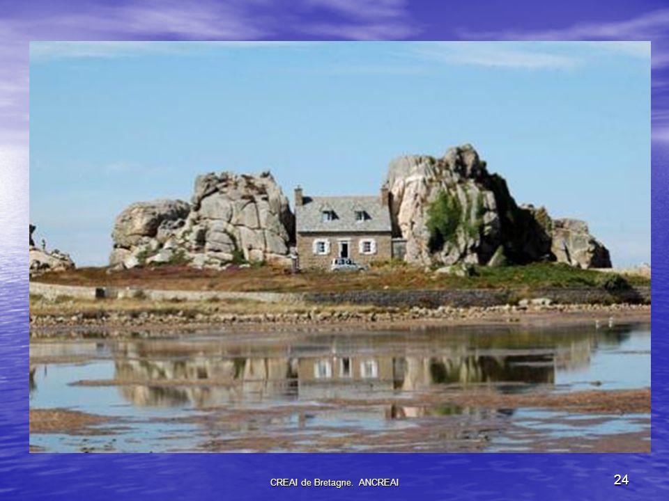 CREAI de Bretagne. ANCREAI 24