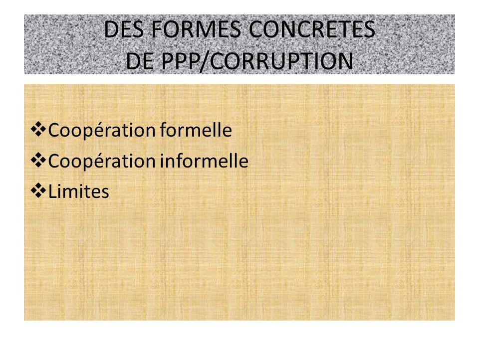 COOPERATION FORMELLE Amélioration de lenvironnement médiatique par laide publique à la presse privée.