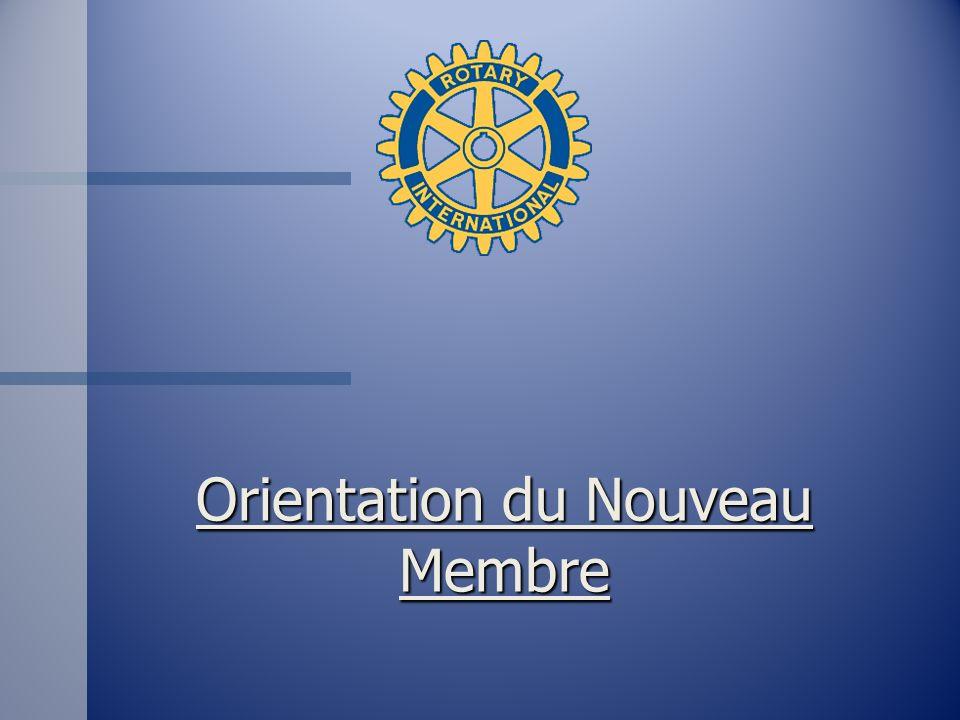La Fondation Rotary Faire le bien dans le monde Commissions du club