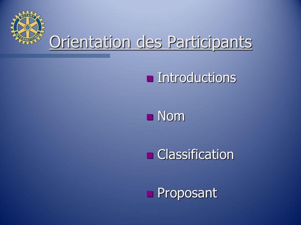 Rotary Club de _________ Être Rotarien est: n Servir d abord n Adhérer au critère des quatre Questions n AMUSEZ-VOUS!!!