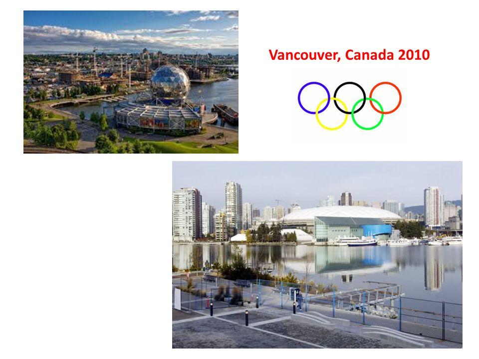 Vancouver, Canada 2010
