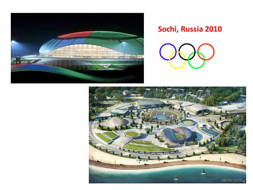 Sochi, Russia 2010