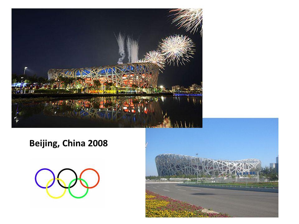 Beijing, China 2008