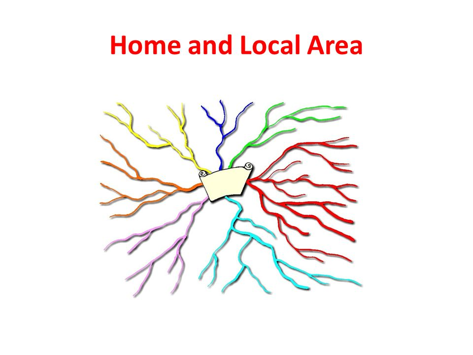 Home and Local Area
