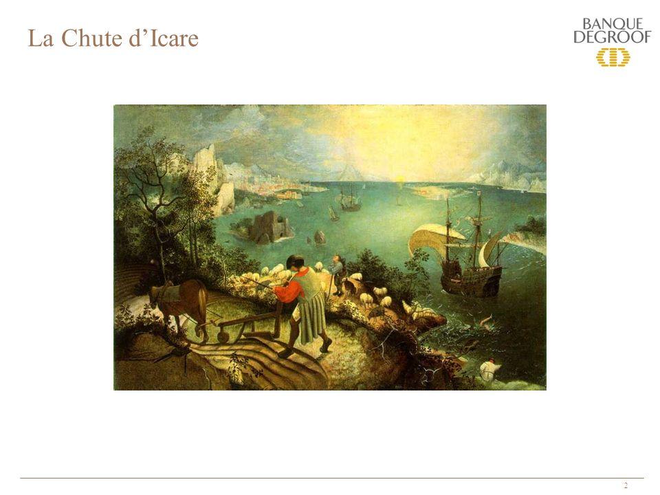 3 La Chute dI Care .Pourquoi Brueghel .