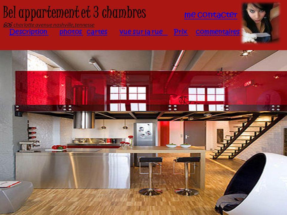 Bel appartement et 3 chambres me contacter 606 charlotte avenue nashville,tennesse Description photos cartes vue sur la rue Prix commentaires me conta