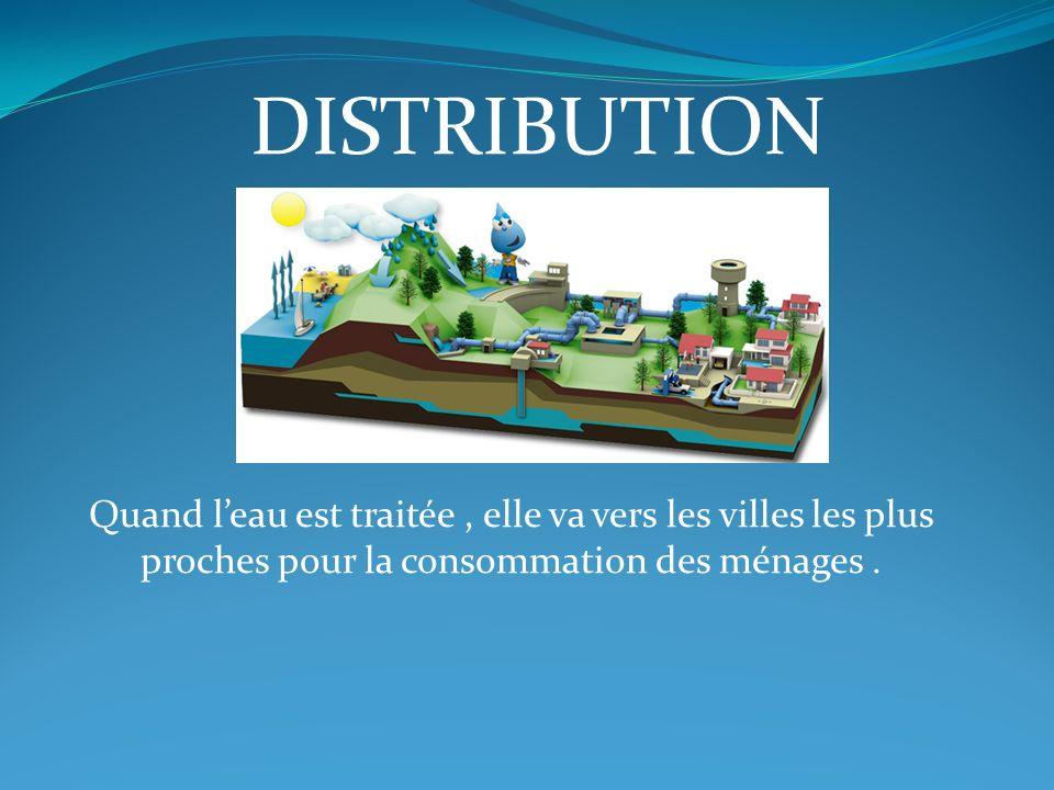 COLLECTE DES EAUX USÉES ET PLUVIALES Les eaux usées domestiques doivent être collectées puis regroupées en station d épuration, avant d être rejetées dans les milieux naturels.