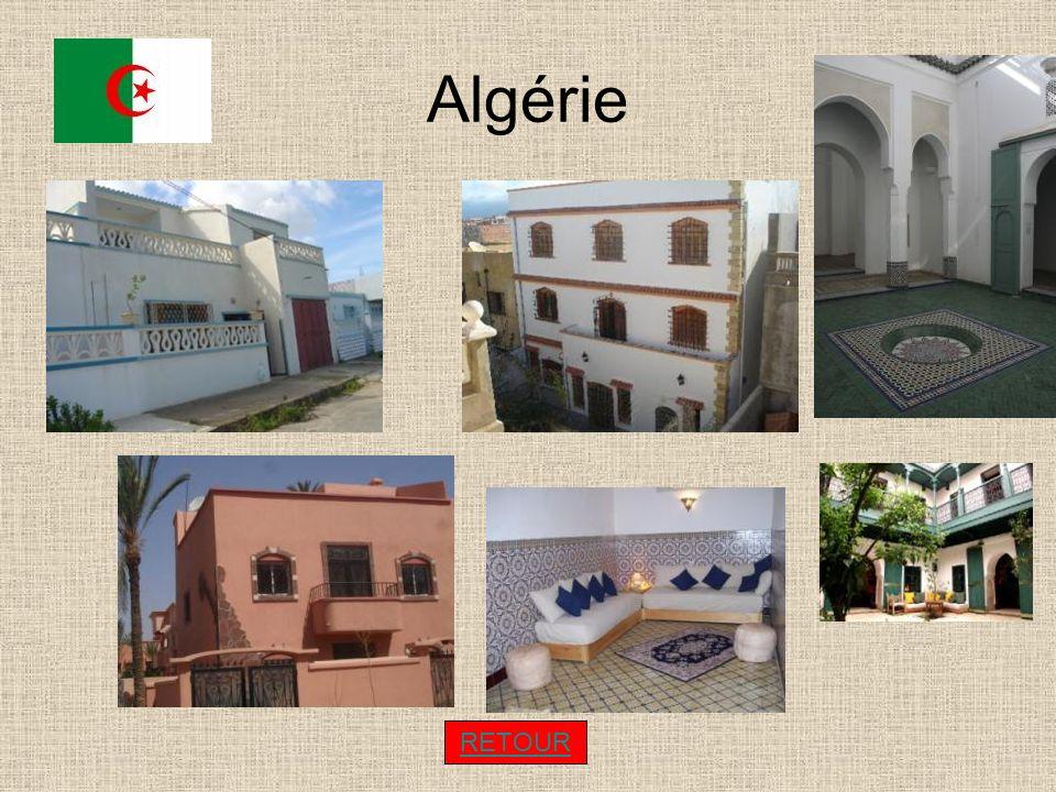 Algérie RETOUR