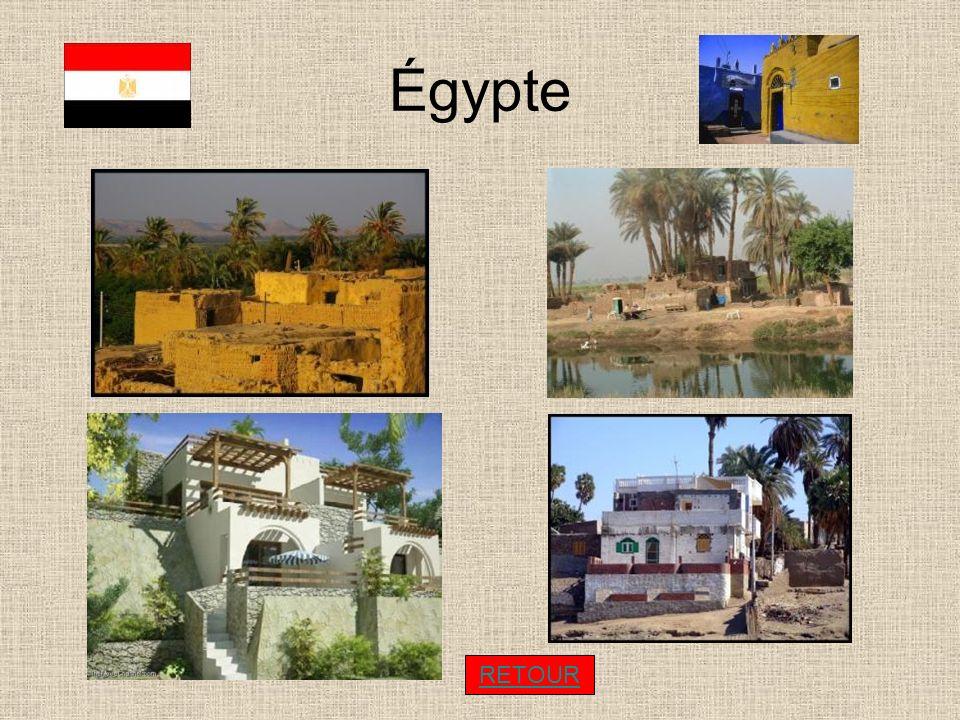 Égypte RETOUR