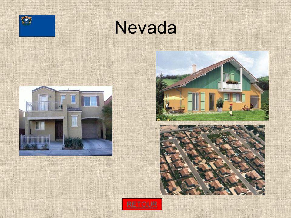 Nevada RETOUR