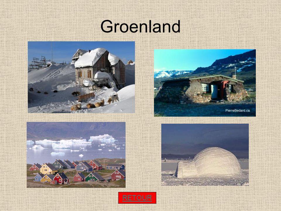 Groenland RETOUR