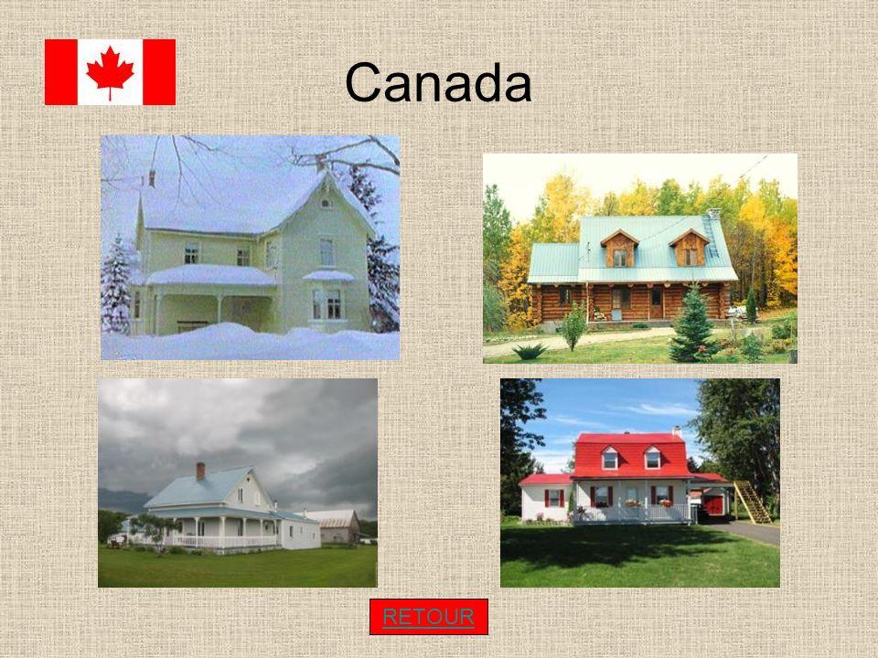 Canada RETOUR