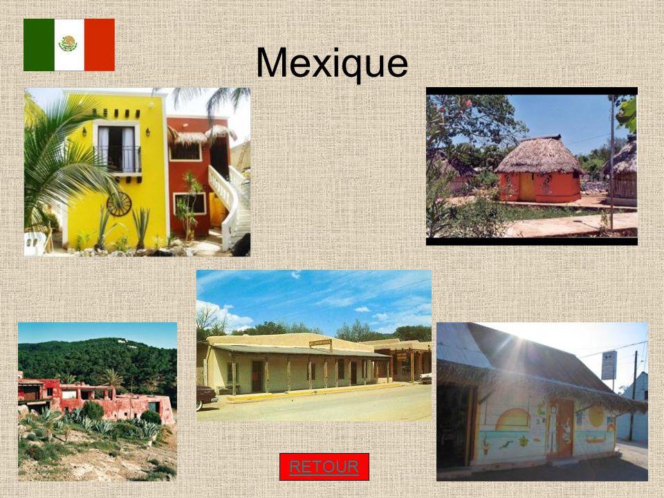 Mexique RETOUR