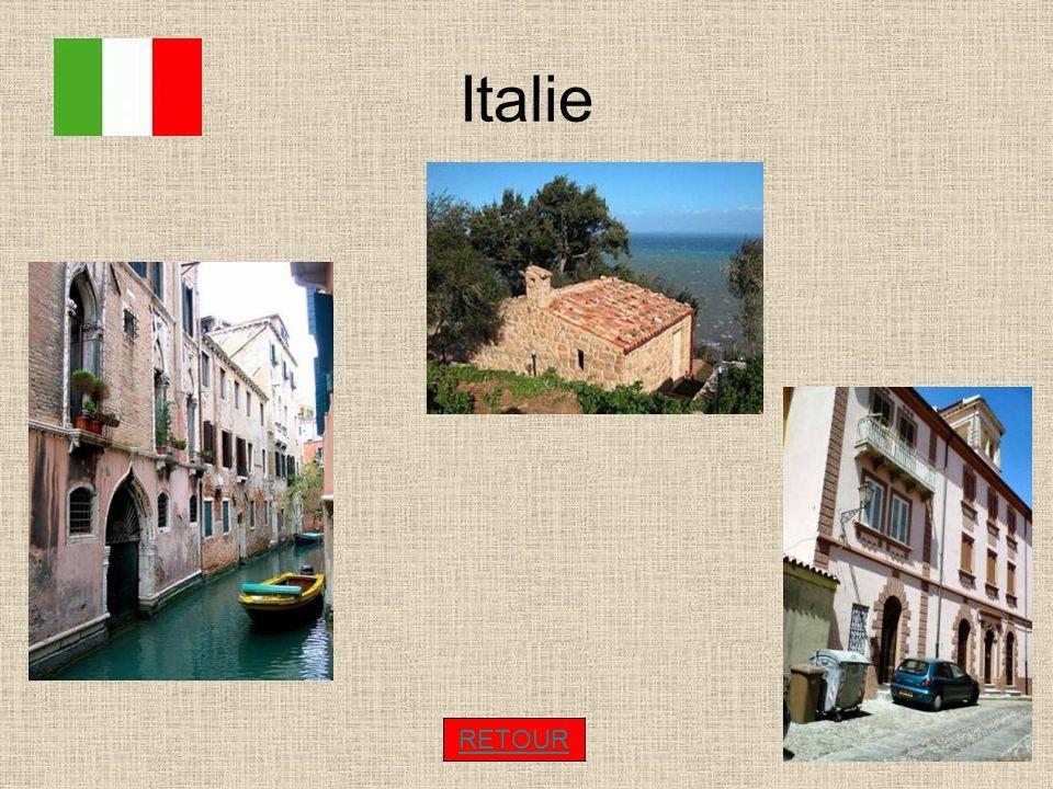 Italie RETOUR