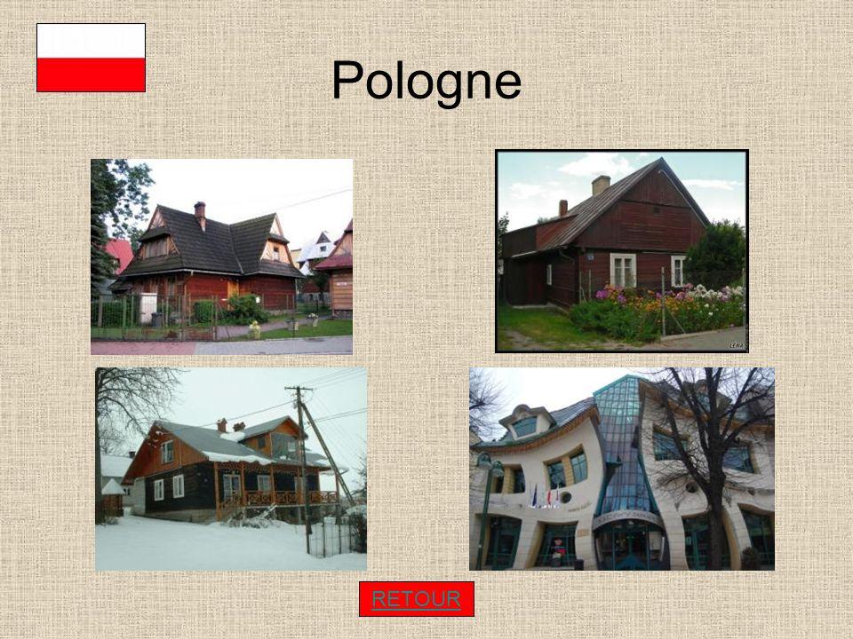 Pologne RETOUR