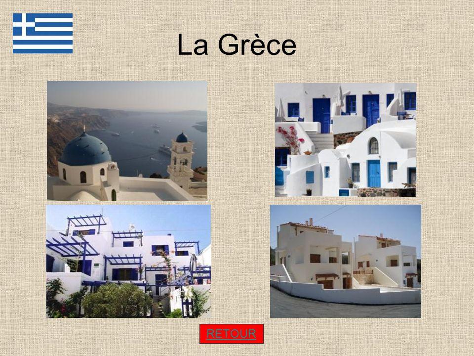 La Grèce RETOUR