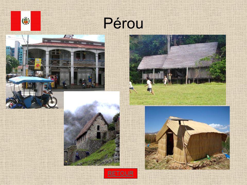 Pérou RETOUR