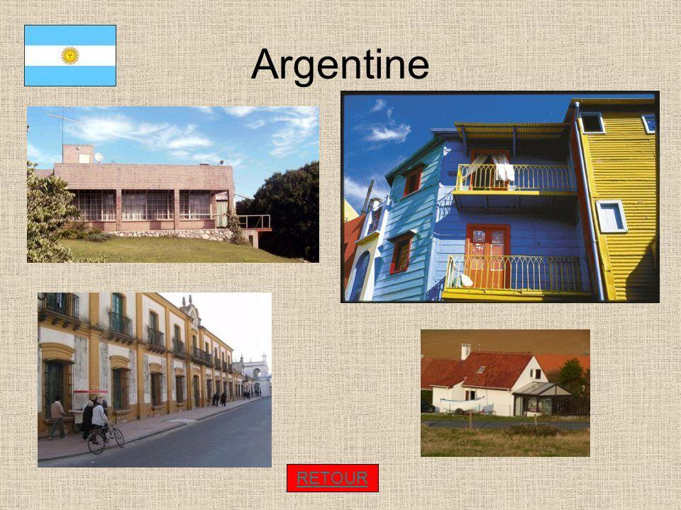 Argentine RETOUR