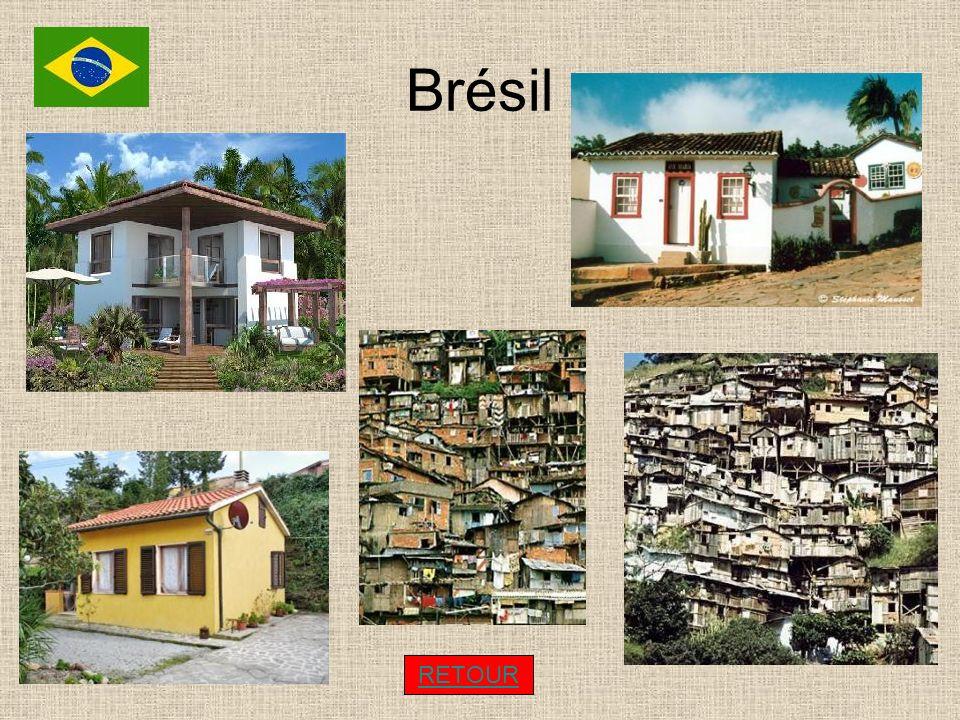 Brésil RETOUR