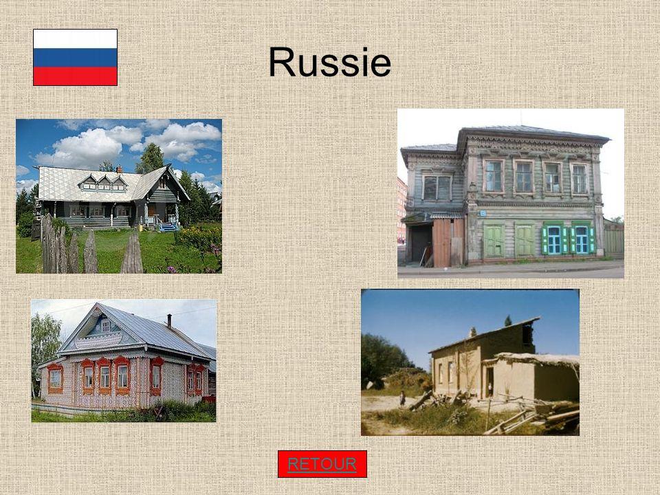 Russie RETOUR