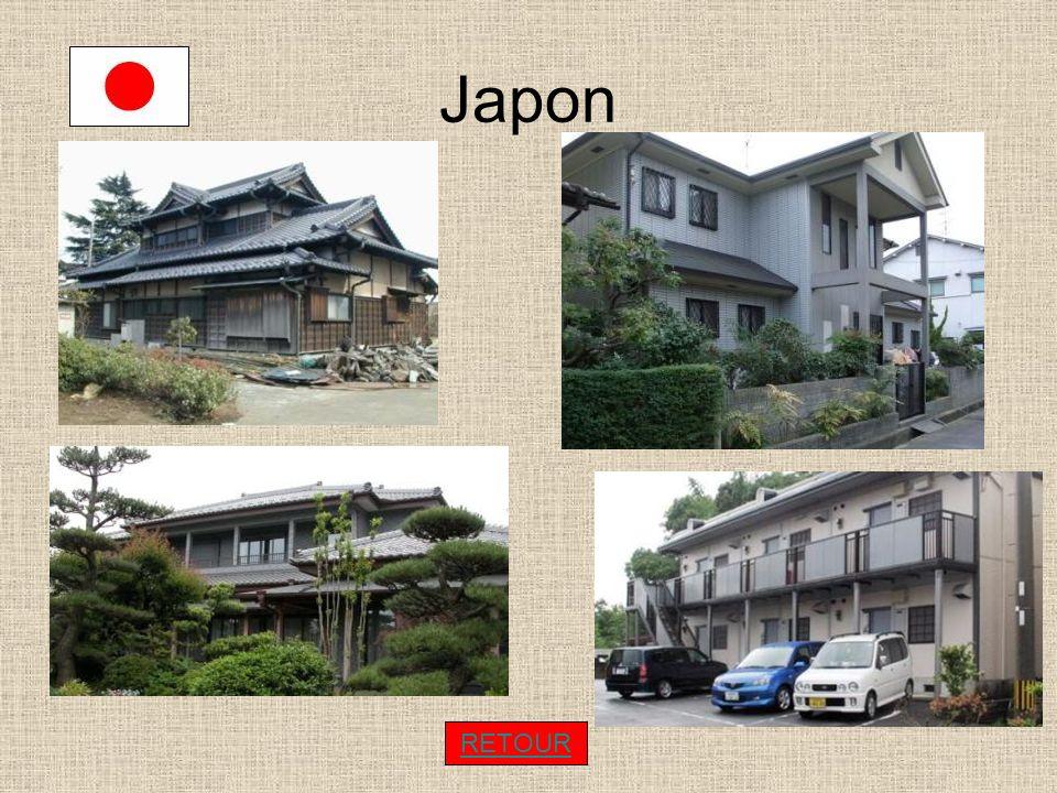 Japon RETOUR